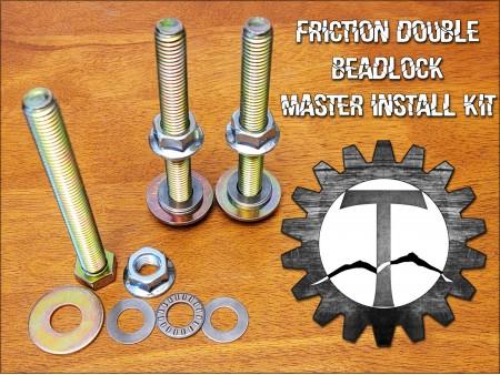 Friction Double Beadlock Master Install Kit